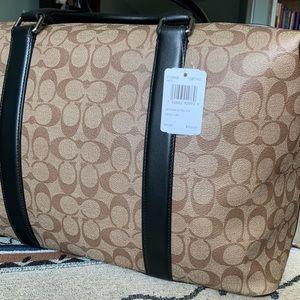 Coach Bags - Coach weekender bag